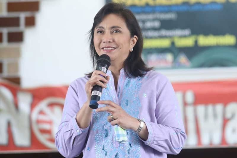 Leni relieved by CJ assurance on poll protest