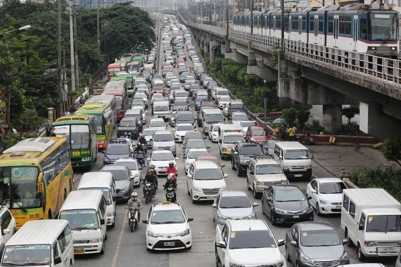 Solutions to Metro Manila traffic 'coming along,' NEDA exec says
