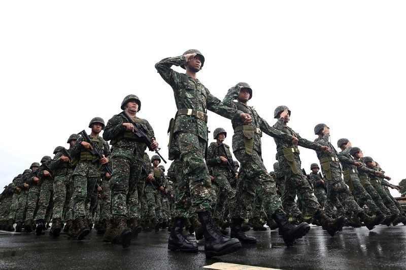 Bill seeks to hike hazard pay of Armed Forces personnel in conflict areas