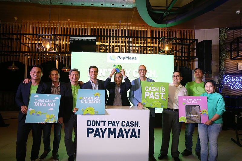 PayMaya�s new campaign to help accelerate digital payments adoption in the Philippines