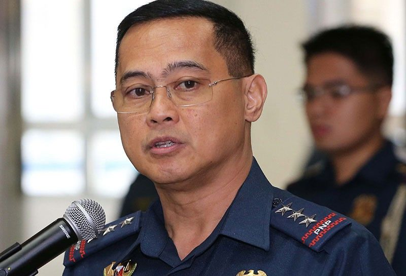 PNP OIC vows to regain trust of cops