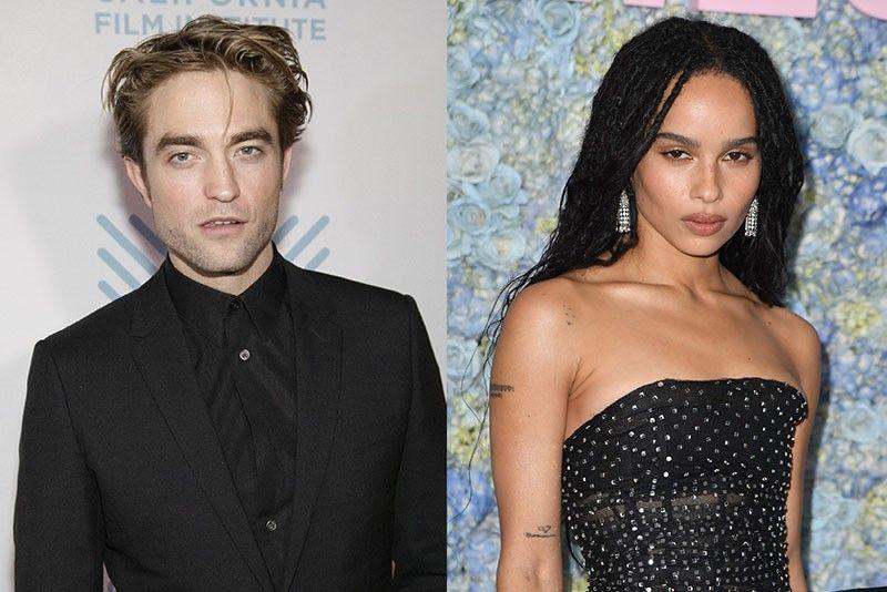 Robert Pattinson Zoe Kravitz From Wizards To Batman