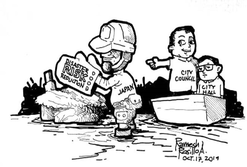 EDITORIAL - Boosting disaster offices
