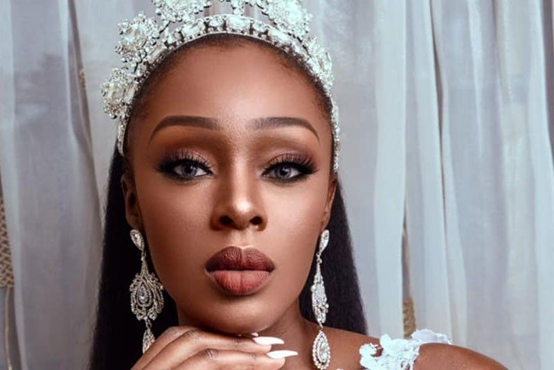 'Palang-Ghana': Miss Earth Ghana 2019 strikes again with new viral punchline