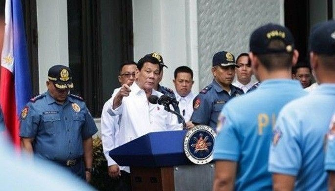 Gamboa, who took over this week after PNP chief Gen. Oscar Albayalde went on terminal leave, confirmed that Duterte gave them a dressing down during a command conference with top PNP officials last Tuesday at Malacañang.