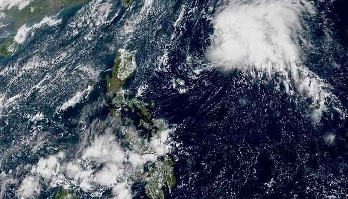 �Perla� was last spotted 910 kilometers east of Tuguegarao, Cagayan, according to state weather bureau PAGASA.
