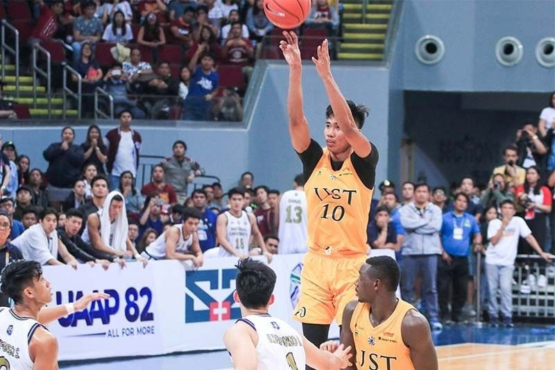 Rival UAAP school luring UST�s Rhenz Abando with cash, house and job for mom