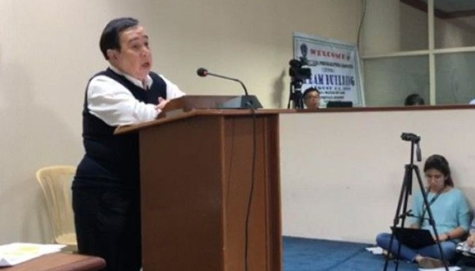 Senate blue ribbon committee chairman Sen. Richard Gordon on Oct. 18, 2019 said former Philippine National Police chief Oscar Albayalde and other policemen allegedly involved in recycling drugs could be charged for malfeasance in relation to the recent �ninja cops� controversy.