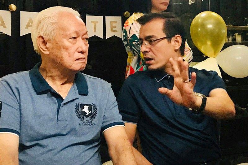 Isko honors Lim at UDM anniversary