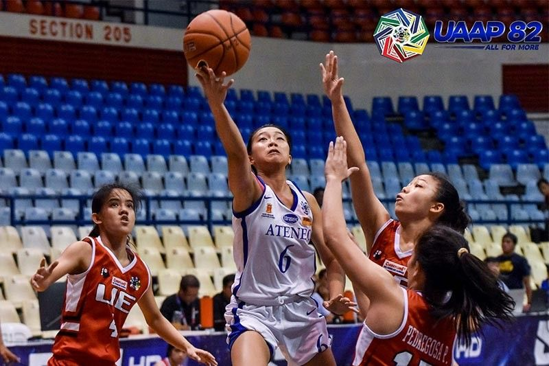 Lady Eagles outlast Lady Warriors in OT