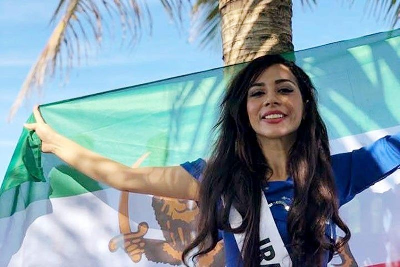 Iranian beauty queen seeking asylum – DOJ