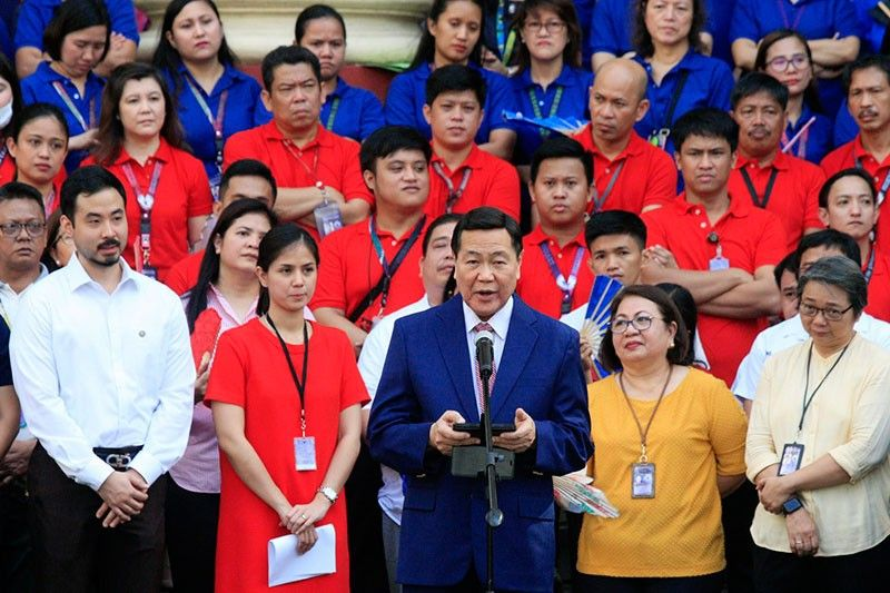 After 18 years in SC, Carpio bows out