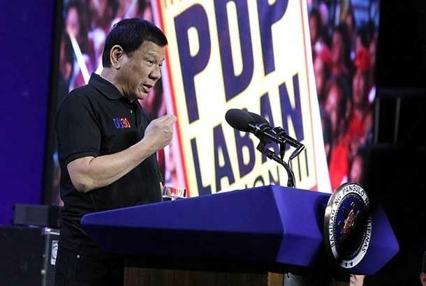 Ruling party has 'no similarity' to Nene Pimentel's PDP-Laban � Saguisag