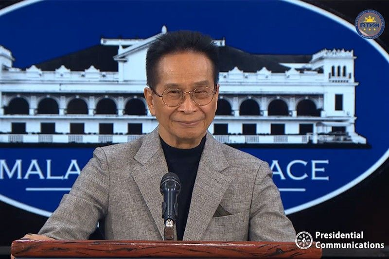 Palace leaves K-12 review, speakership issues 'to the wisdom of Congress'