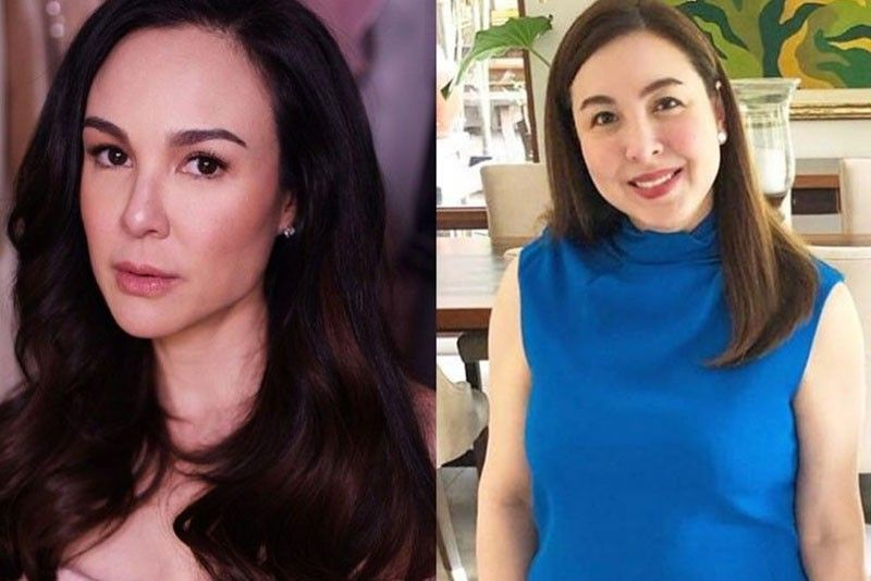 'Possessed, paranoid': Gretchen Barretto reacts to Marjorie's tell-all