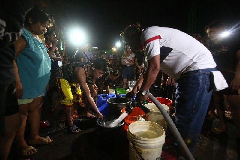 Parusa vs. Manila Water, Maynilad sa '18-hour water interruption' inilaban