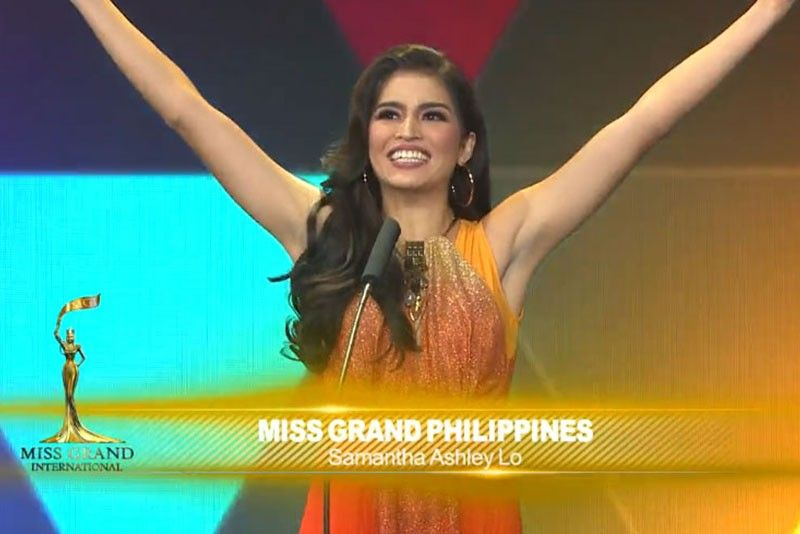 Samantha Lo fails to make it to Miss Grand International top 20; fans in outrage