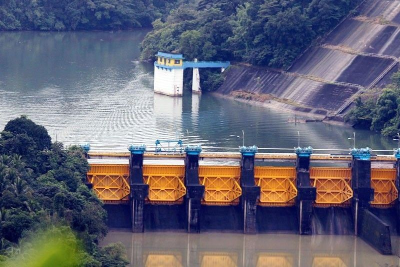 Angat Dam water level continues to drop