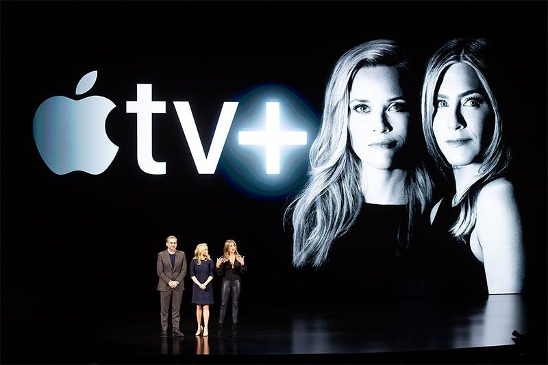 Streaming TV war kicks into gear with Apple, Disney launches