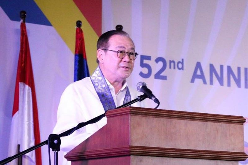 Locsin: China doesn't need Philippines' oil and gas