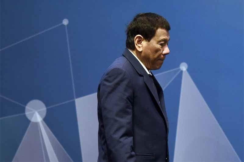Duterte to skip APEC?