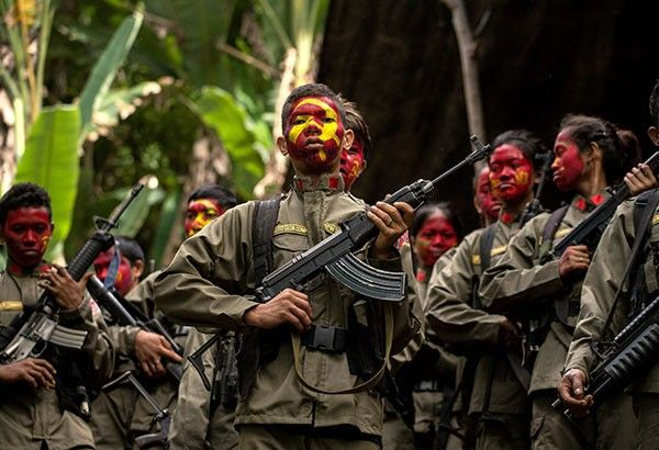Troopers seize NPA camp