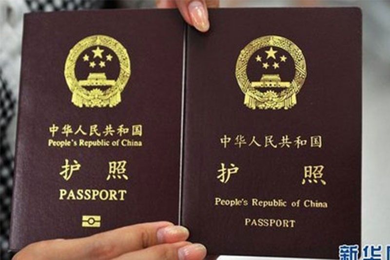 Philippines resumes stamping on Chinese passports with 9-dash line map