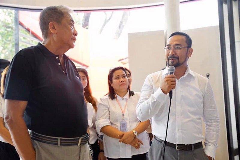 DOTr hails Denmark-based OFW who came home to help build Manila subway, LRT-2