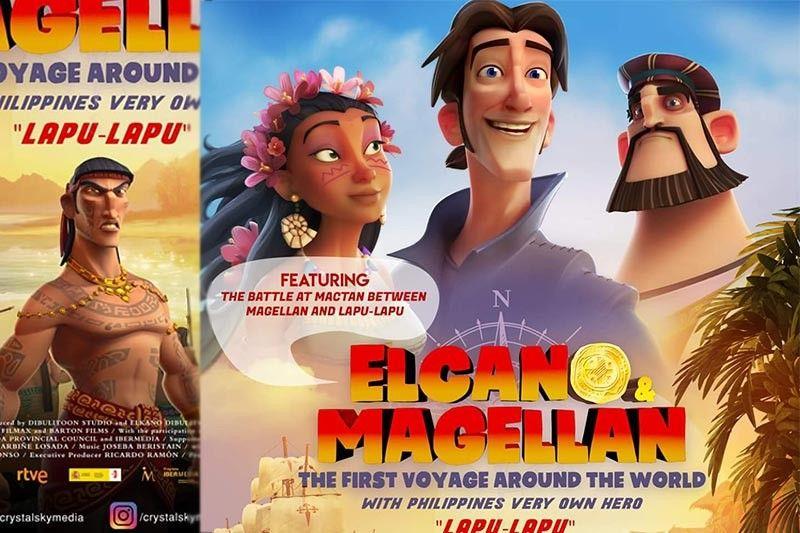 Film slammed for depicting Magellan, Spanish colonizers as 'heroes'