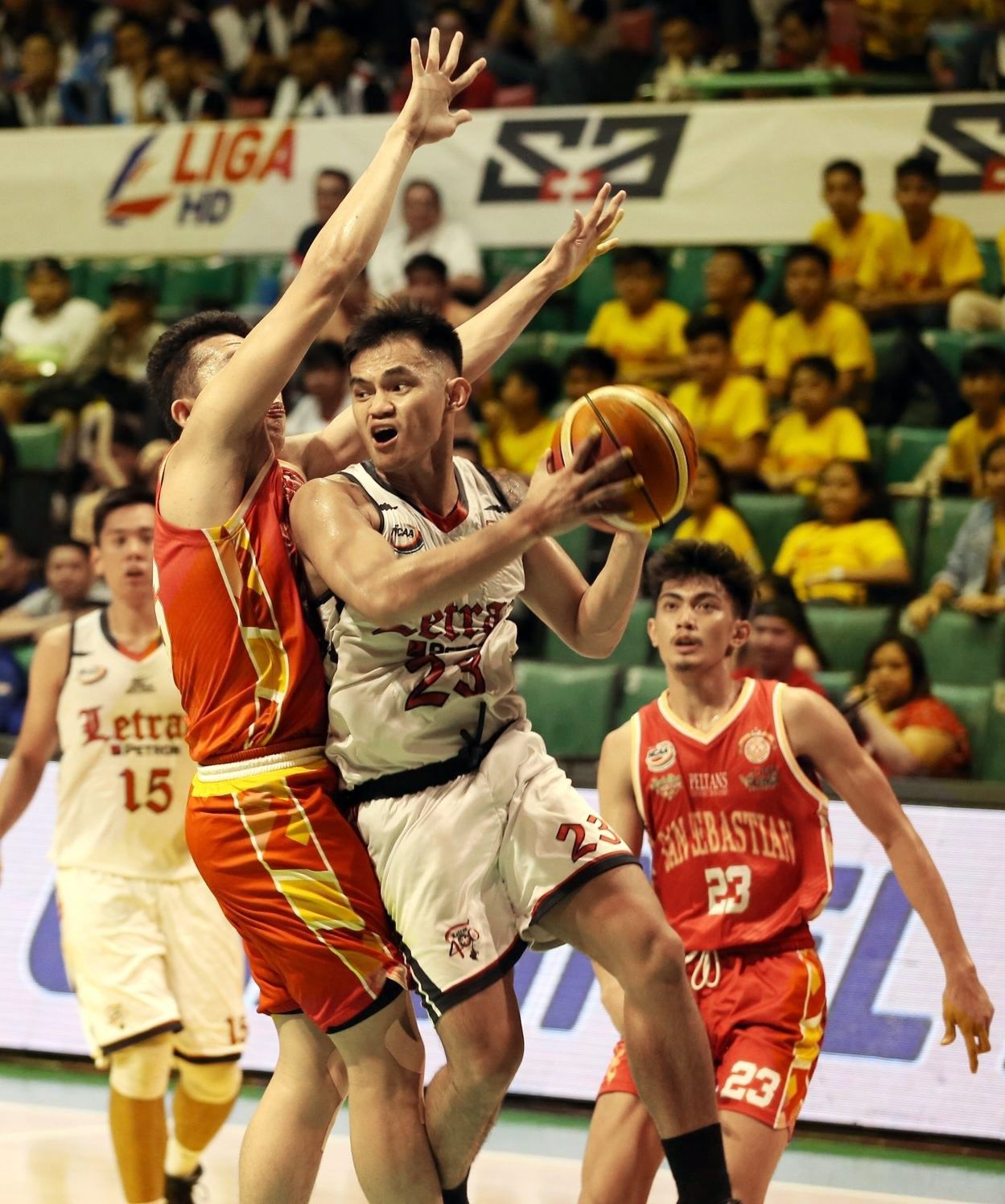 It�s finals or bust for LPU, Letran