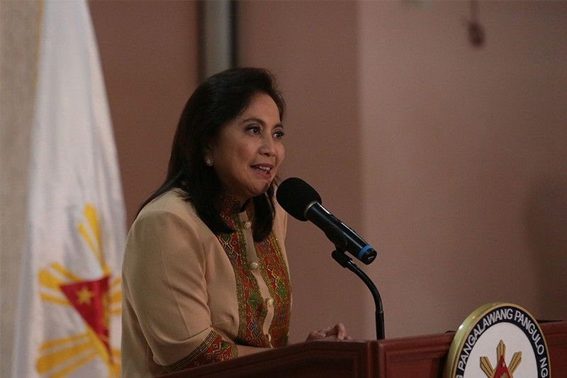 Robredo to join next Cabinet meet? Only if invited, she says
