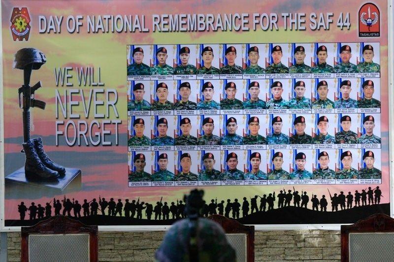 Families of SAF 44 seek reinvestigation, hold Aquino accountable