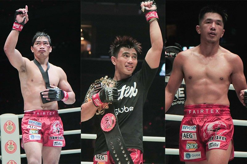 Team Lakay silences doubters with perfect night in ONE: Masters of Fate