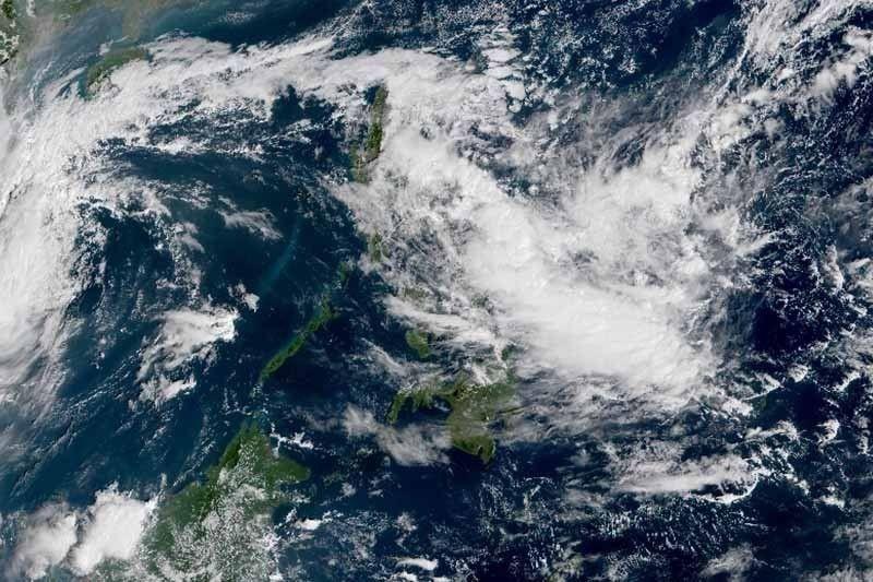 Brewing cyclone may hit Luzon,Visayas