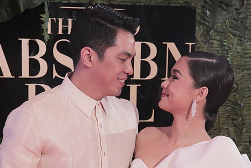 Maja Salvador speaks up on rumored wedding plans with Rambo Nunez