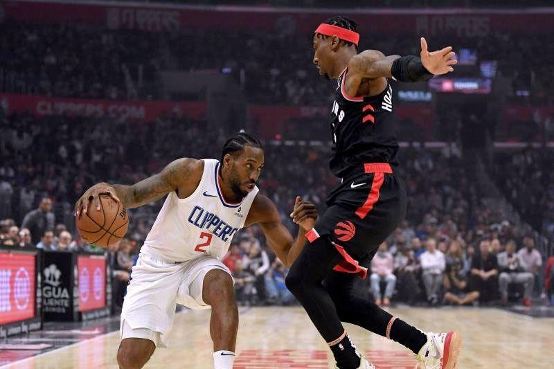 Clippers tinalo ang Raptors; Rockets giniba ang Pelicans