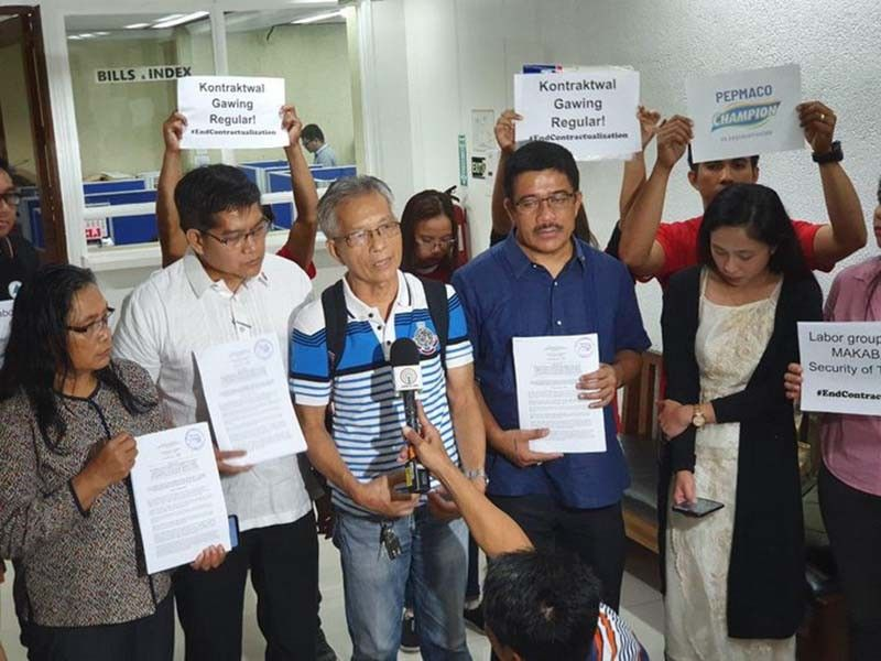 64 House members rally support for Makabayan bloc amid 'crackdown'