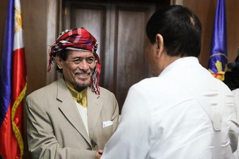 Nur Misuari: Kami na ng MNLF ang bahala sa ISIS