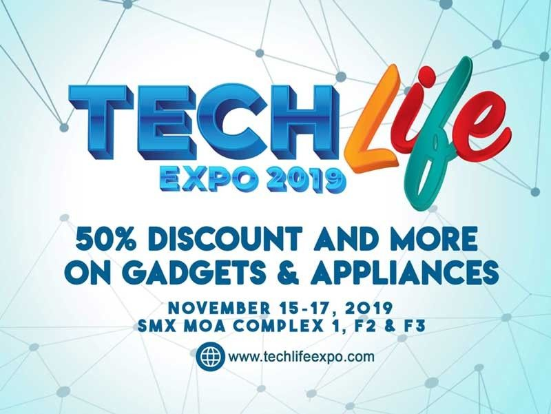 Upgrade your lifestyle through technology at TechLife Expo 2019