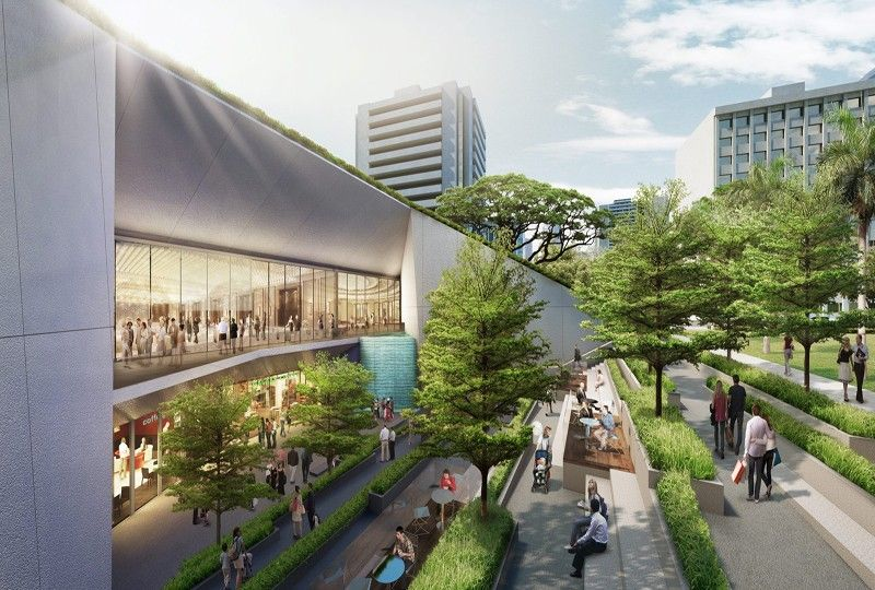 A cosmopolitan center that  continues to progress
