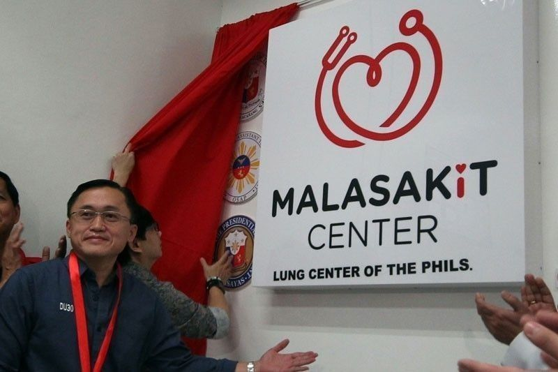 Seek WB funding for Malasakit Centers � lawmaker