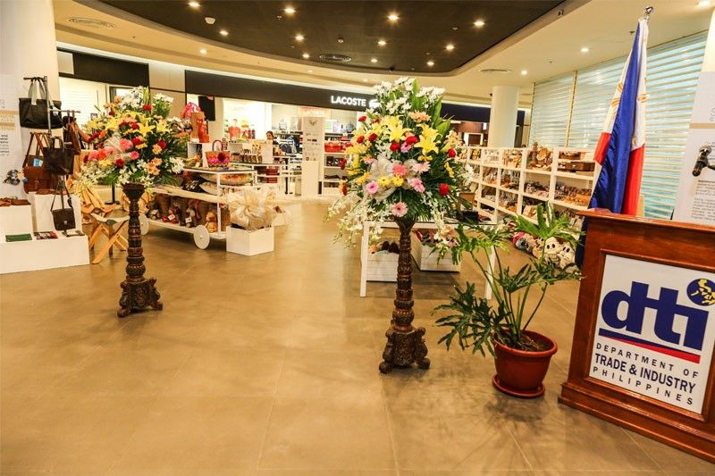 DTI launches duty-free store for high-end local brands