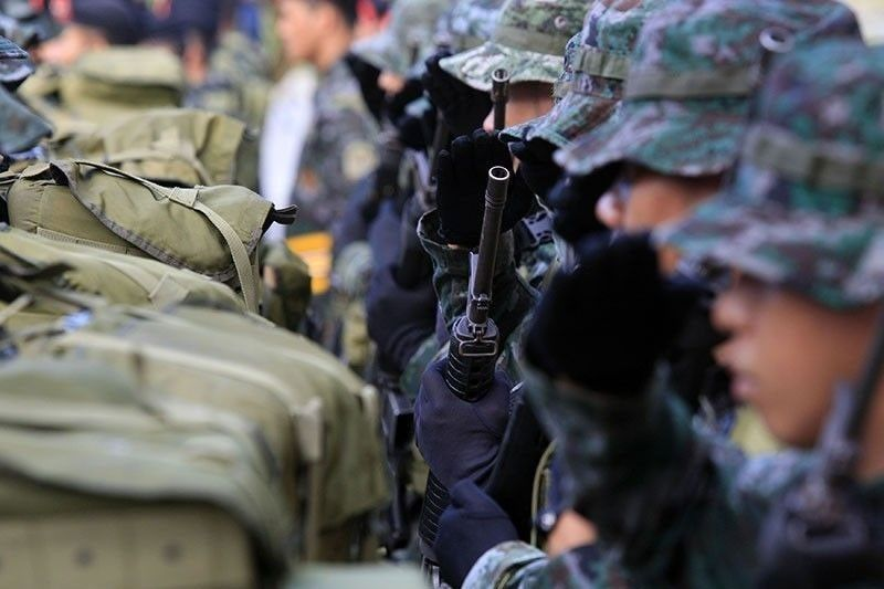 More military assets to be deployed in Sulu