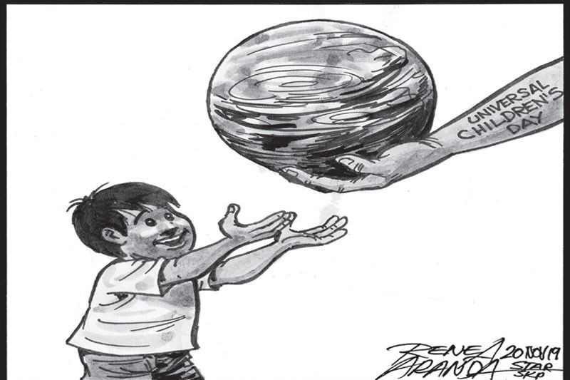 EDITORIAL - Every child has every right