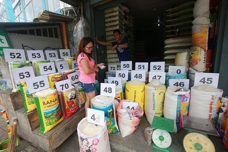 House considers repeal of rice tariffication law