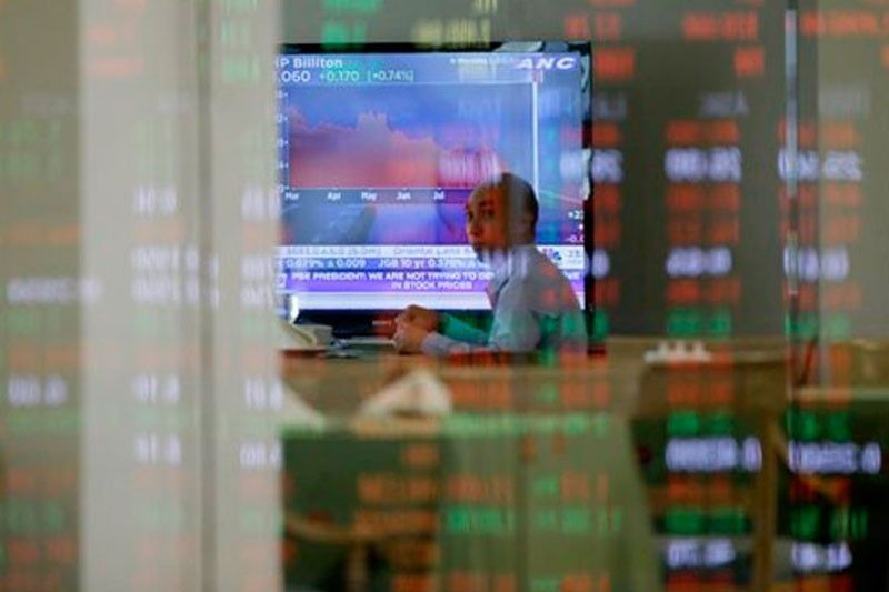 Stocks bounce back as investors cash in gains
