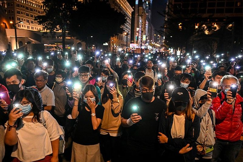US Senate in unanimous support for Hong Kong protesters