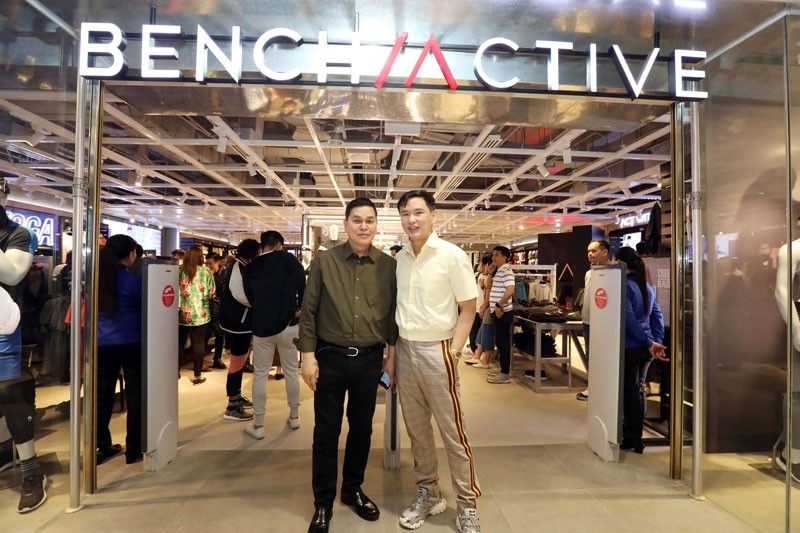 Not just athleisure: Bench Active energizes the everyday