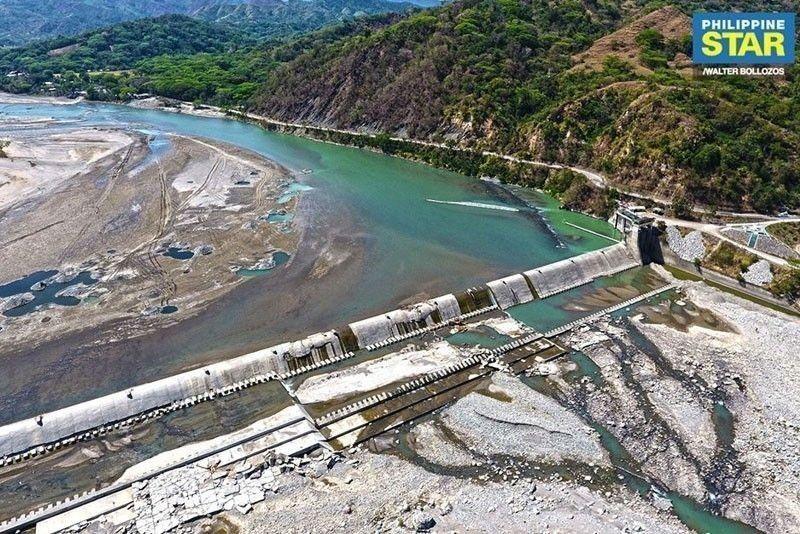 Ramon, Sarah fail to fill Angat Dam