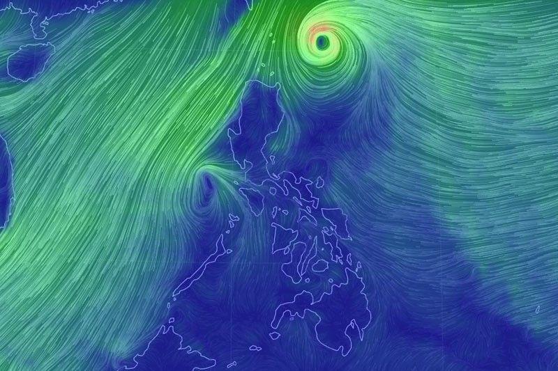 Signal No. 1 up in Batanes, Babuyan Islands as 'Sarah' intensifies